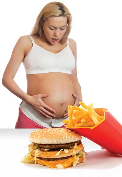 Dietary Fats during Pregnancy